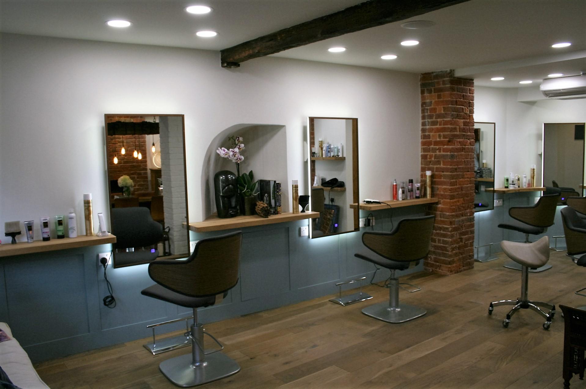 Christopher heeney tristan eves hair salon - Christophe hair salon ...